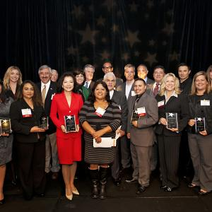 2012 Stars Award Winners