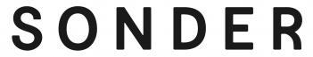 Sponsor logo Sonder